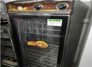 深圳蛋糕房烘培设备回收 面包玻璃展柜回收 烘培店烤箱回收